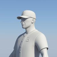 maya baseball player