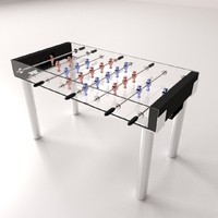 foosball table 3ds