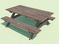 picnic table 2