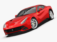 3ds ferrari f12 berlinetta 2013