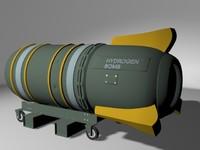 max hydrogen bomb