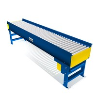 lineshaft driven conveyor 3d model