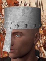 3d model helmet daz3d
