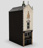 3d model england building