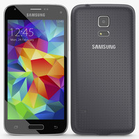 3d model samsung galaxy s5 mini