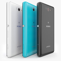 3ds max sony xperia z2a colors