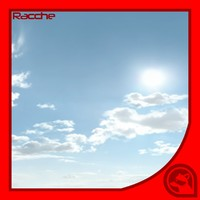 skydome weather 3d model