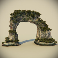 maya rock plants