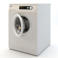 3ds max miele washing machine