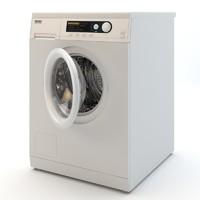 3ds max miele washing machine