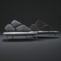 Borghese-Sofa