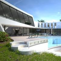 Modern Villa HQ