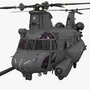 boeing ch-47 3D models