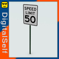 3d speed limit 50