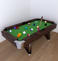 billiard 3d 3ds