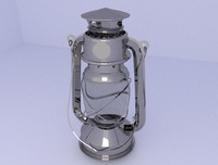 3d lamp kerosene