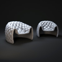 original-design-armchairs 3d obj