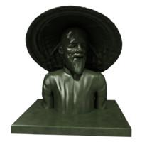 3d model sculpture print