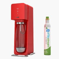 Sodastream Source Red