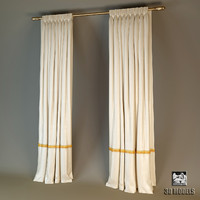 maya curtains contemporary