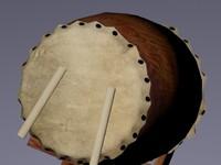 max japanese drum