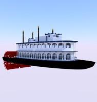 middle polys 3d model