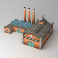 Lowpoly factory v2