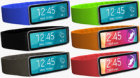 3d model samsung gear fit colors