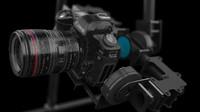 Camera gimbal & Canon 5D