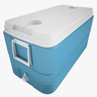 Ice Chest Igloo