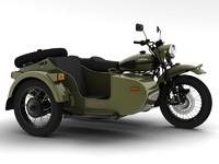 3d max ural patrol t 2014