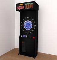 3d model dart