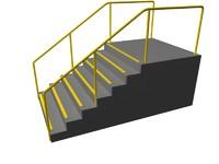 max steps railing docks
