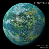 planet m-05 m max