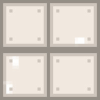 Seamless metal tile 8Bit/cartoon