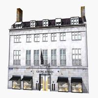 Photorealistic Classic House