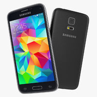 Samsung Galaxy S5 Mini Smartphone In Black