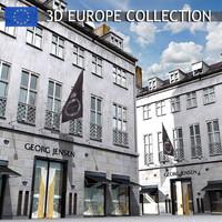 3dsmax realistic european
