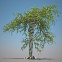 3d fantasy tree twist