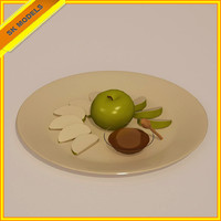 holiday plate 3ds