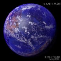 max planet m-09 m