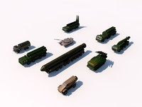 cinema4d russia military pack 1