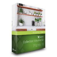 CGAxis Models Volume 50 Plants III MentalRay