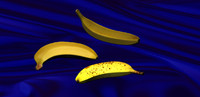 bananas realistic 3d model