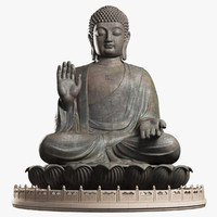 tian buddha statue max