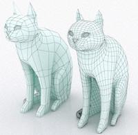 cat 3d fbx