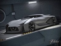 Nissan 2020 + garage