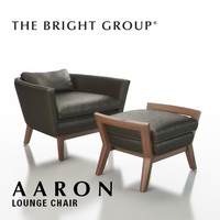 3ds bright group aaron lounge chair