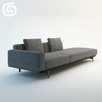 3d yard sofa
