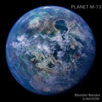 planet m-13 m max